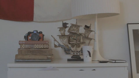 Sailors toys - Assembly Label Make some history film production - Director of Photography Toby Heslop