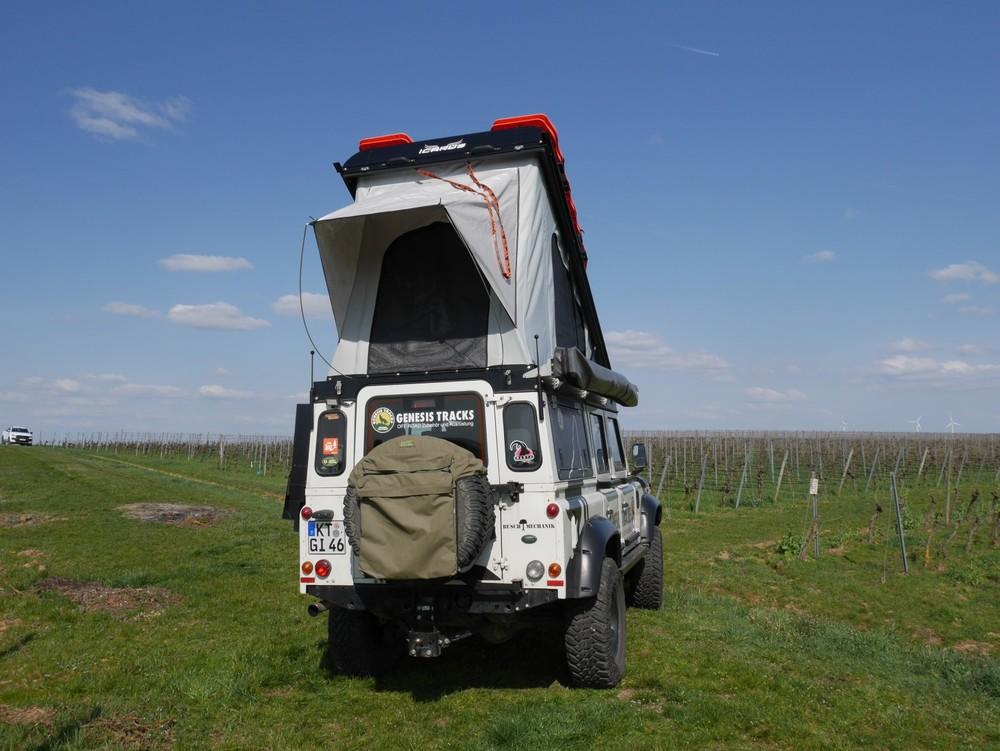 Alu-Cab Hubdach Icarus Land Rover Defender 1018.JPG