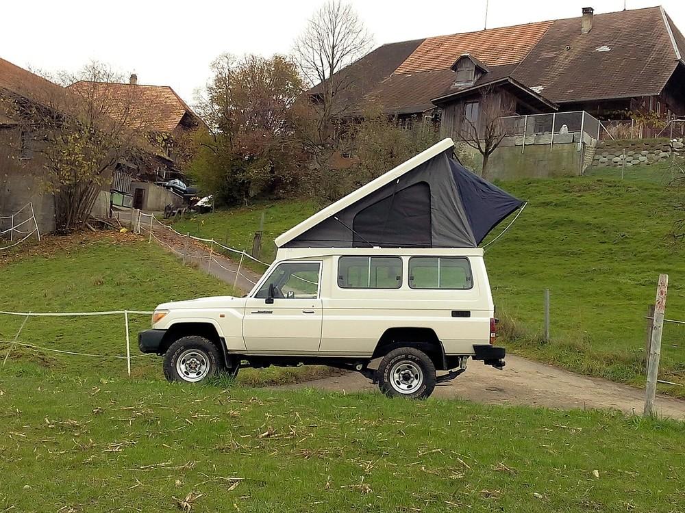 Alu-Cab Hubdach für Toyota HZJ 78 07.jpg