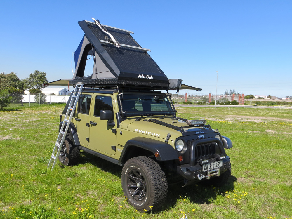 Alu-Cab-Dachzelt-Expedition-3-200-Jeep-Wrangler- & Expedition 3 Rooftop Tent u2014 Alu-Cab