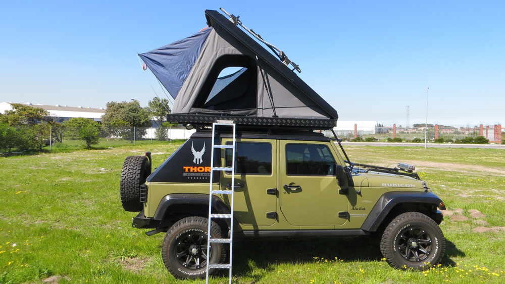 Expedition 3 Rooftop Tent