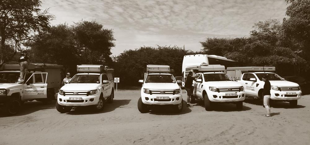 Alu-Cab   Ausrüstung und Umbauten