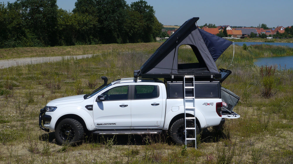 Alu-Cab-Hardtop-Explorer-3---Dachzelt-Expedition- & Expedition 3 Rooftop Tent u2014 Alu-Cab