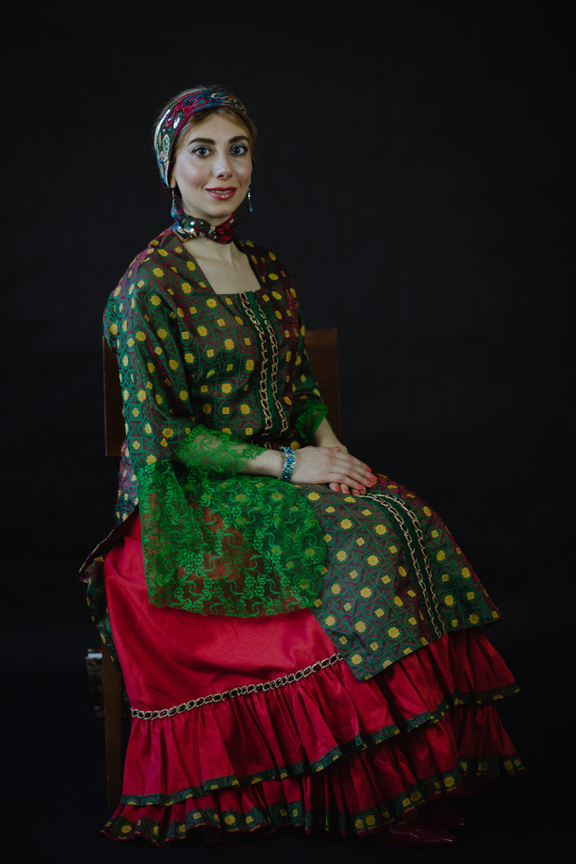 Pegah Varamini - Image Gerrie Mifsud