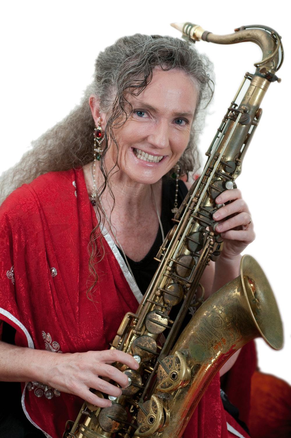 Sandy Evans sydney sacred music festival