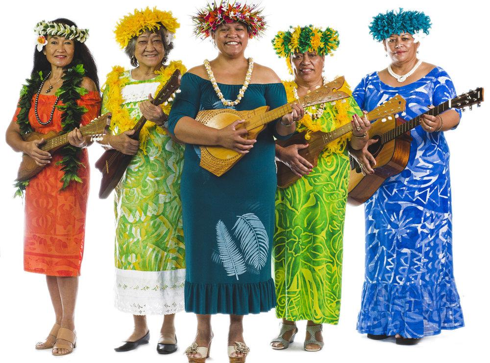 ukulele of love sydney sacred music festival cook island