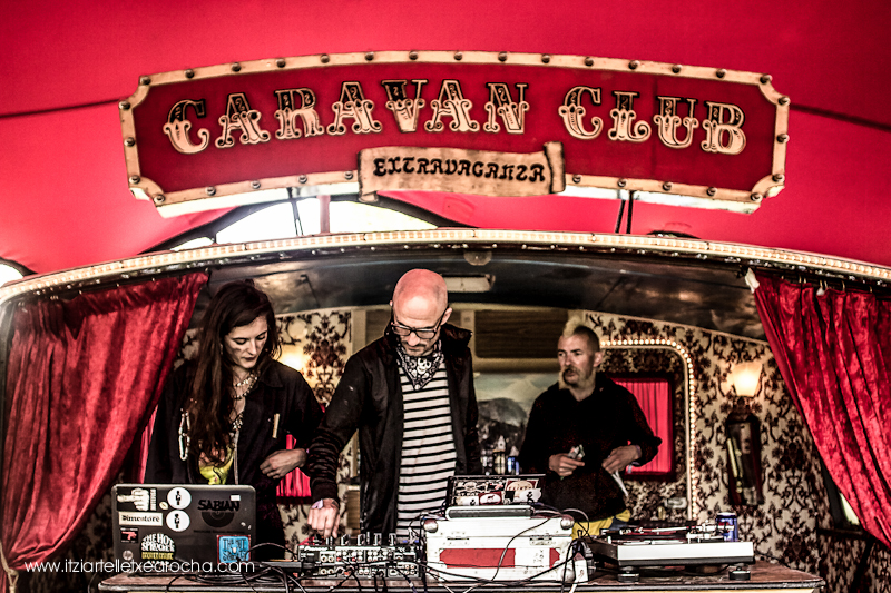 "#knockanstockan2015 ""Caravan Club Dj Set"""