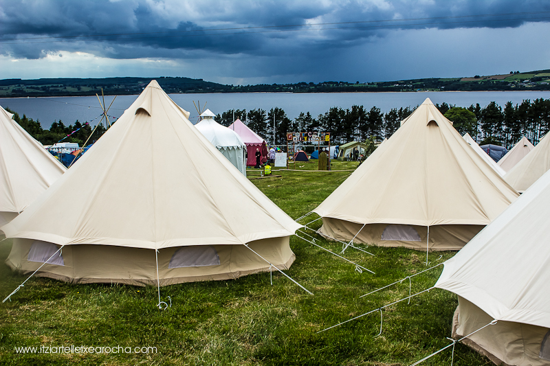 "#knockanstockan 2015 ""View to the Blessington Lake"""