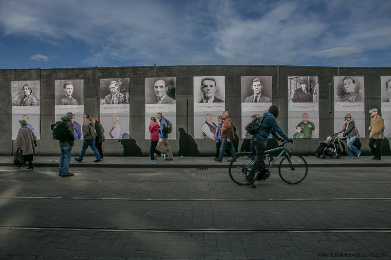 1916 Raising Celebrations, Dublin April 2016