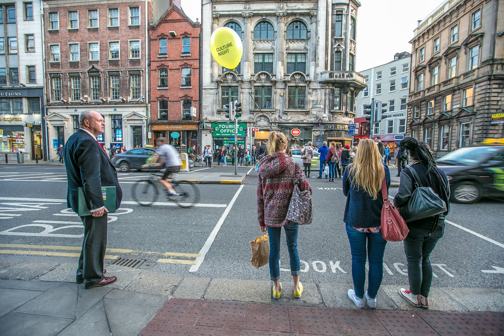 Culture Night, Dublin, September 2016