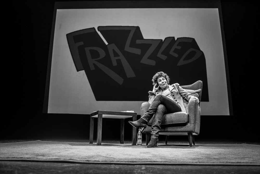 Ruby Wax, Dublin 2017