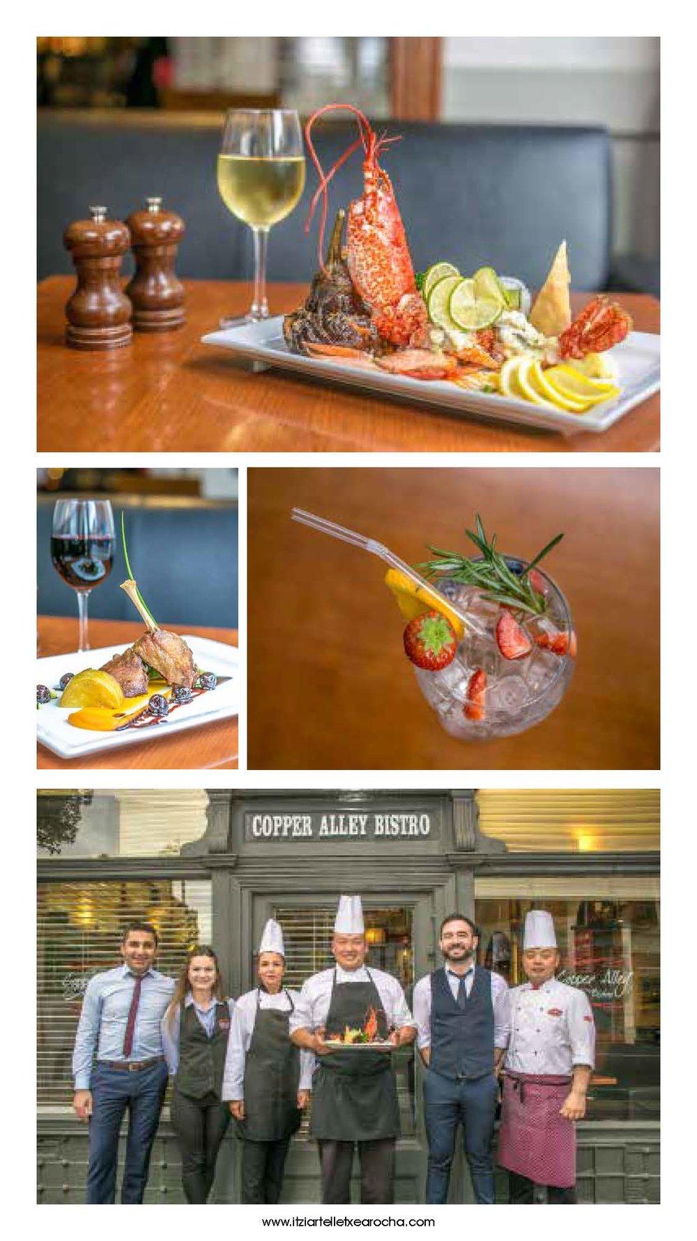 Instagram Live stories Cooper Alley Bistro Food.jpg