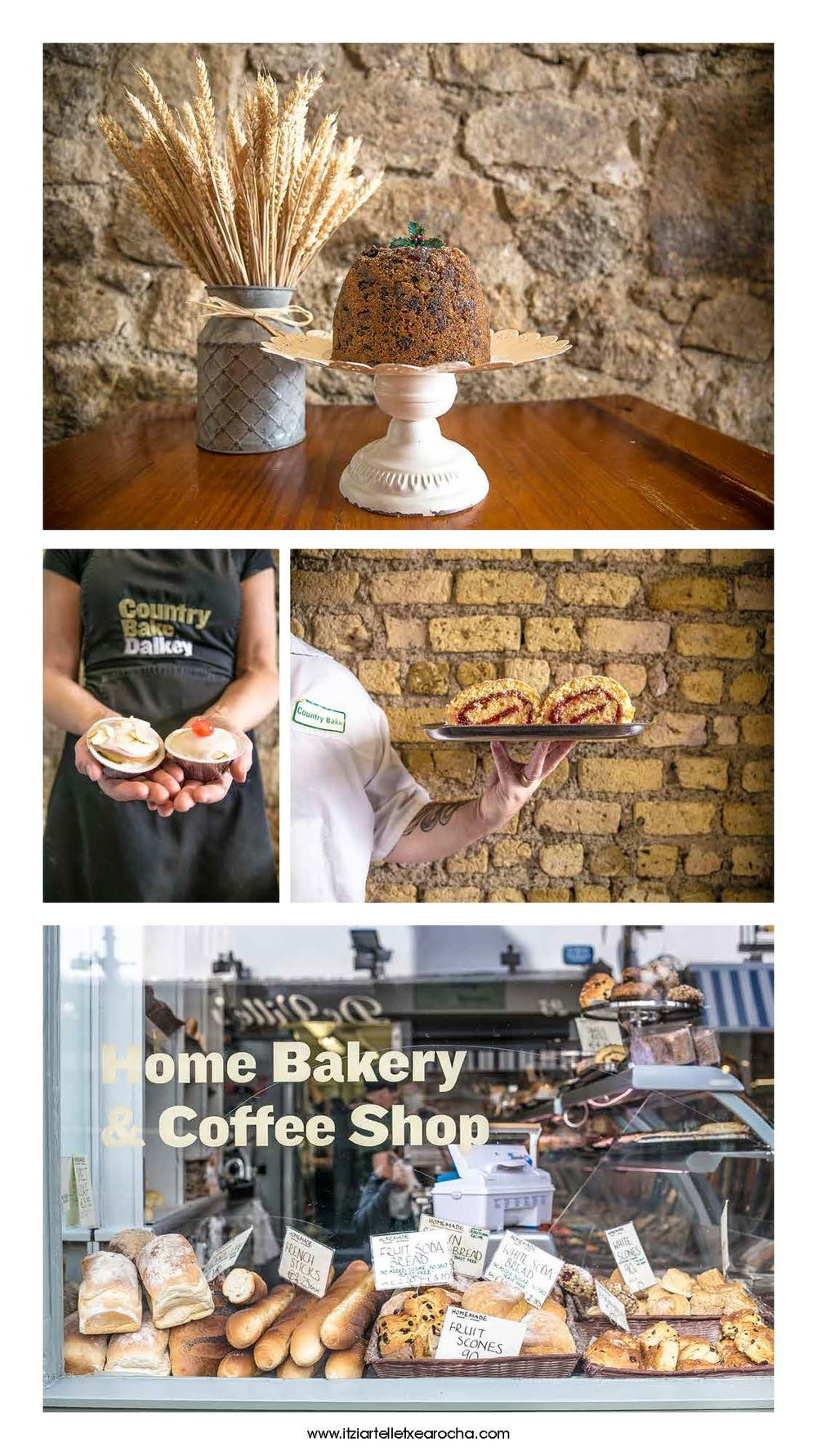 Country Bake Food