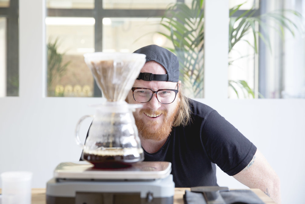 The Future Advanced Barista <br> Pt.2 No Matter How Much You Kick And Scream It's Going To Happen <br> Nick Mabey and Matt Perger
