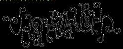 ambigram-claireelizabeth