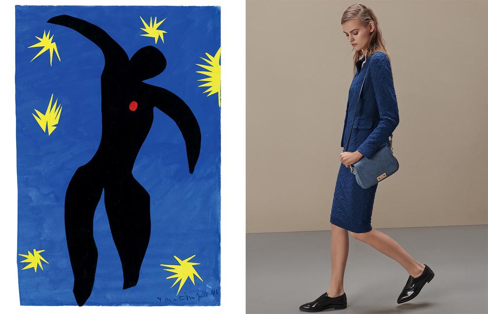 Henry Matisse - Icarus / Marella
