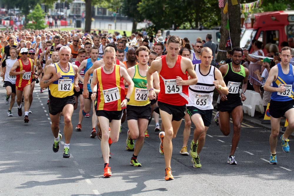 Harrogate 10km 2014