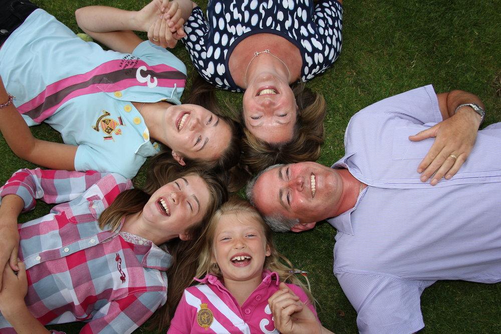 Beecroft Family Shoot