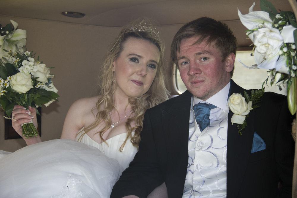 Mr and Mrs Richardson