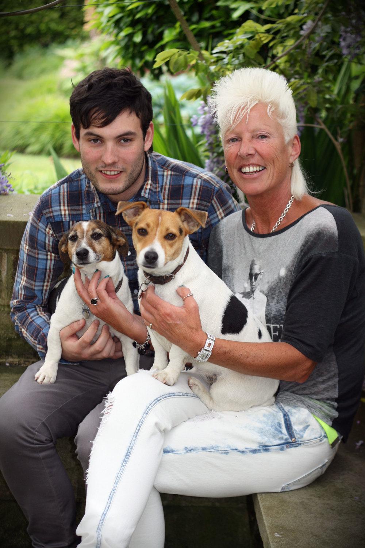 Gordon-White Family Portrait