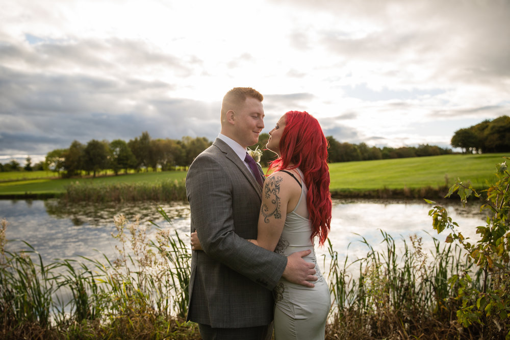 Mr and Mrs Champion