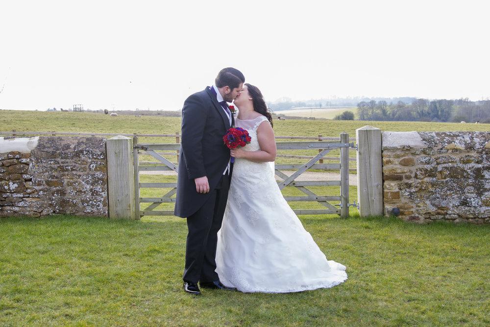 Harrogate country wedding photographer