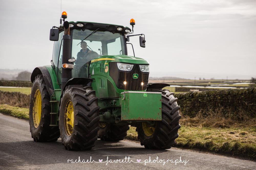 Tractor Run 252