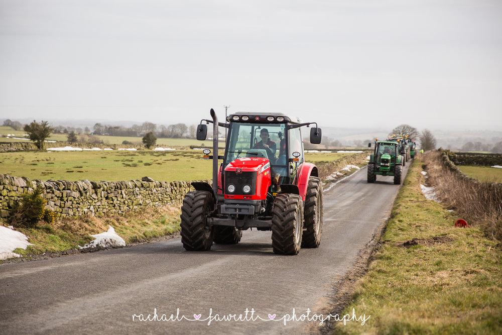 Tractor Run 253