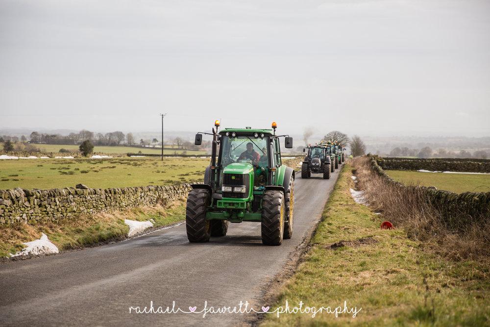 Tractor Run 255