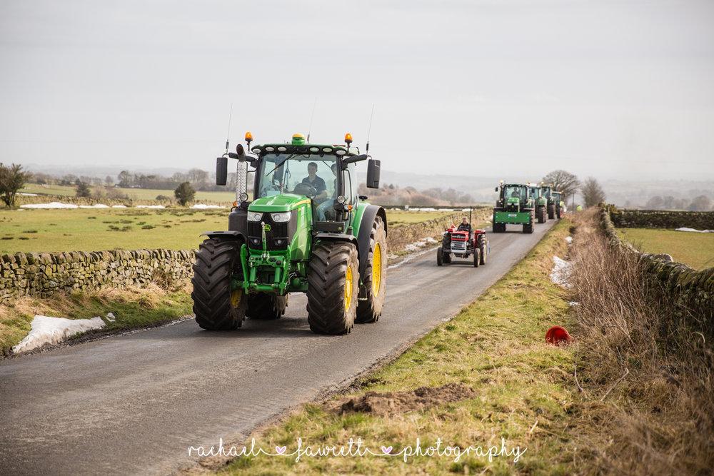 Tractor Run 256