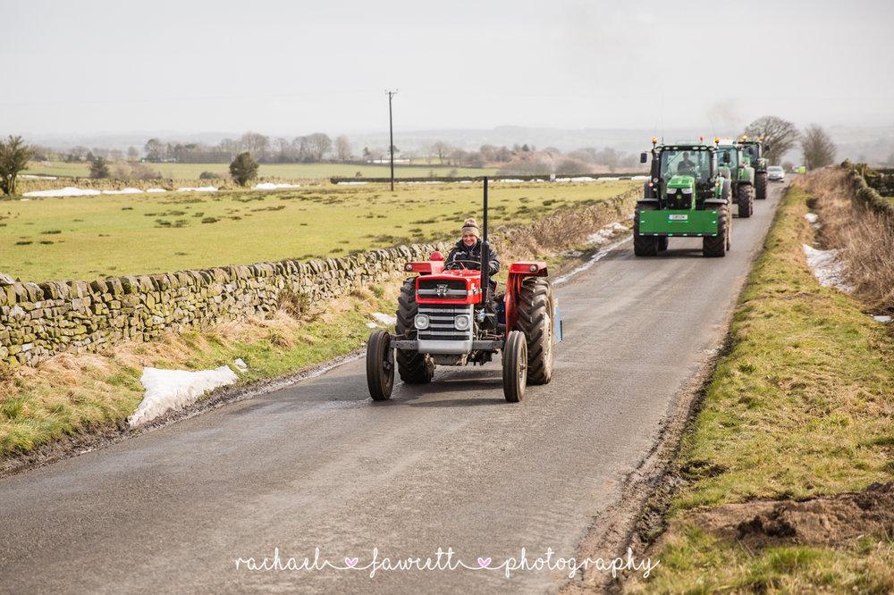 Tractor Run 257