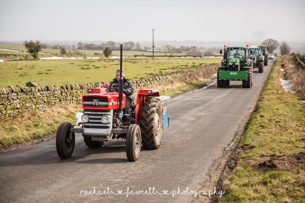 Tractor Run 258
