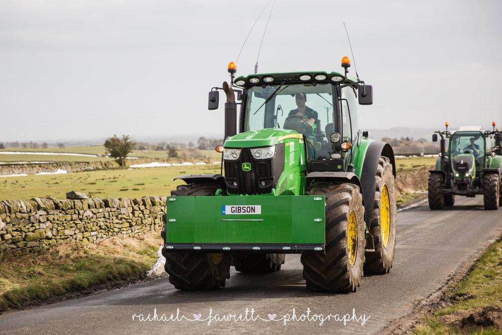 Tractor Run 259