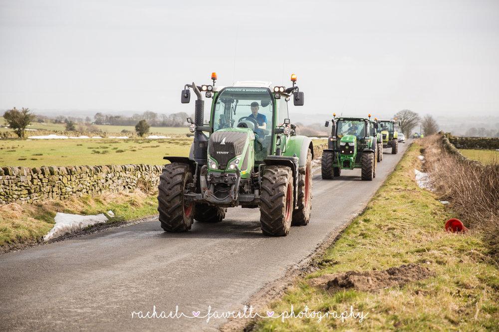 Tractor Run 260