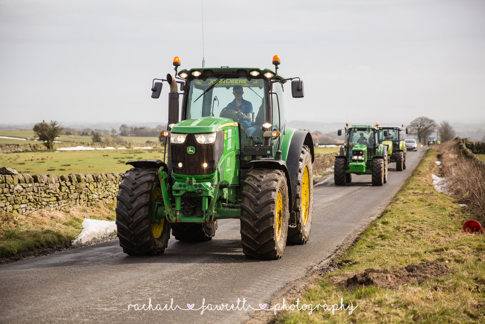 Tractor Run 261