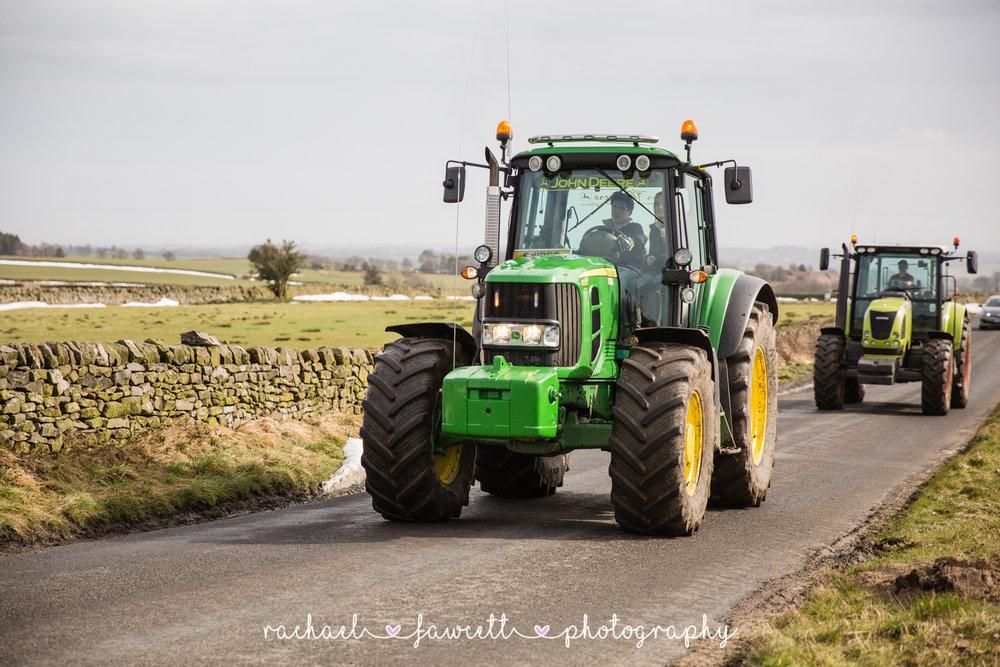 Tractor Run 262