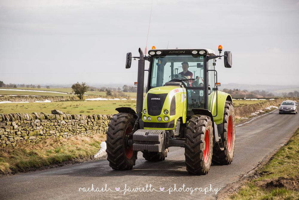 Tractor Run 263