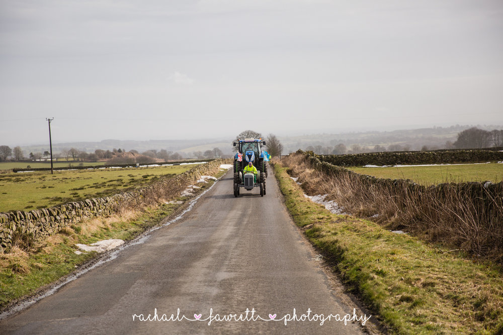 Tractor Run 264