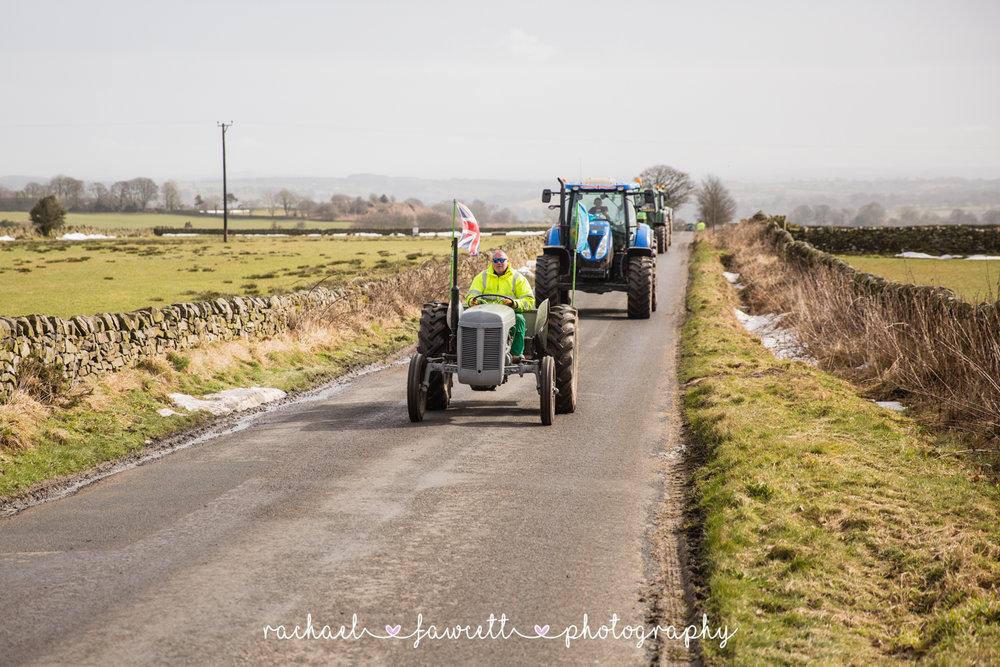 Tractor Run 265