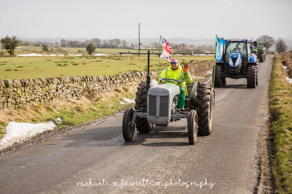 Tractor Run 266