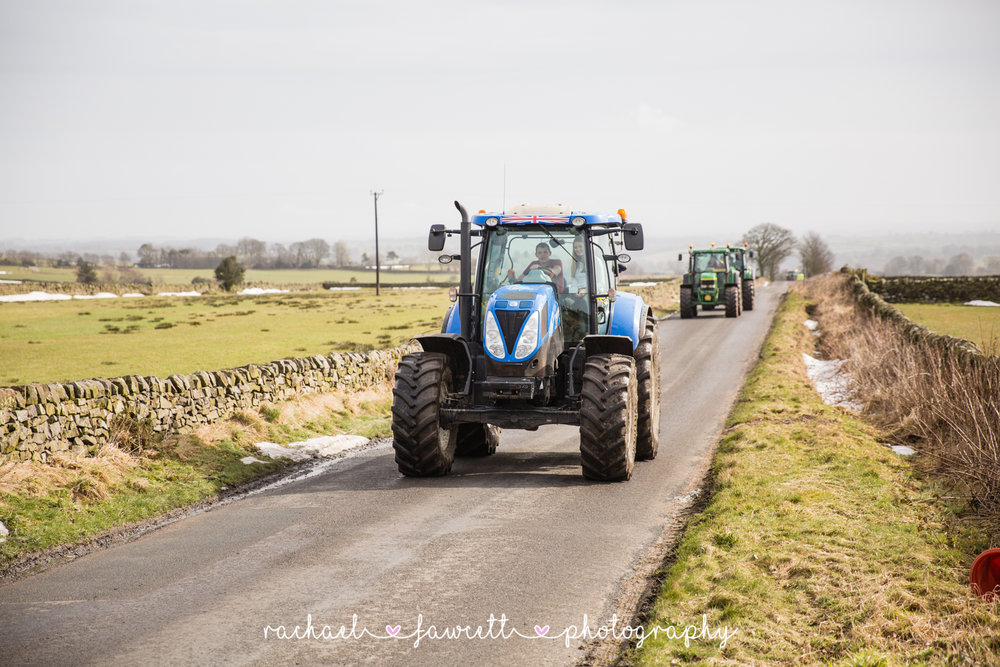 Tractor Run 267