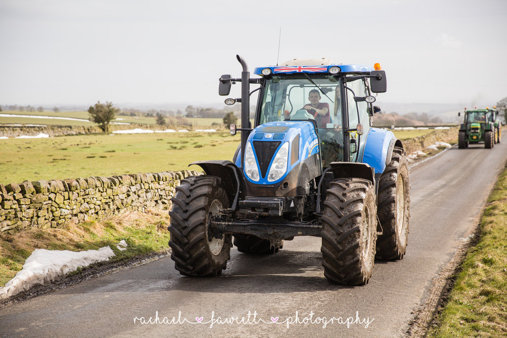 Tractor Run 268
