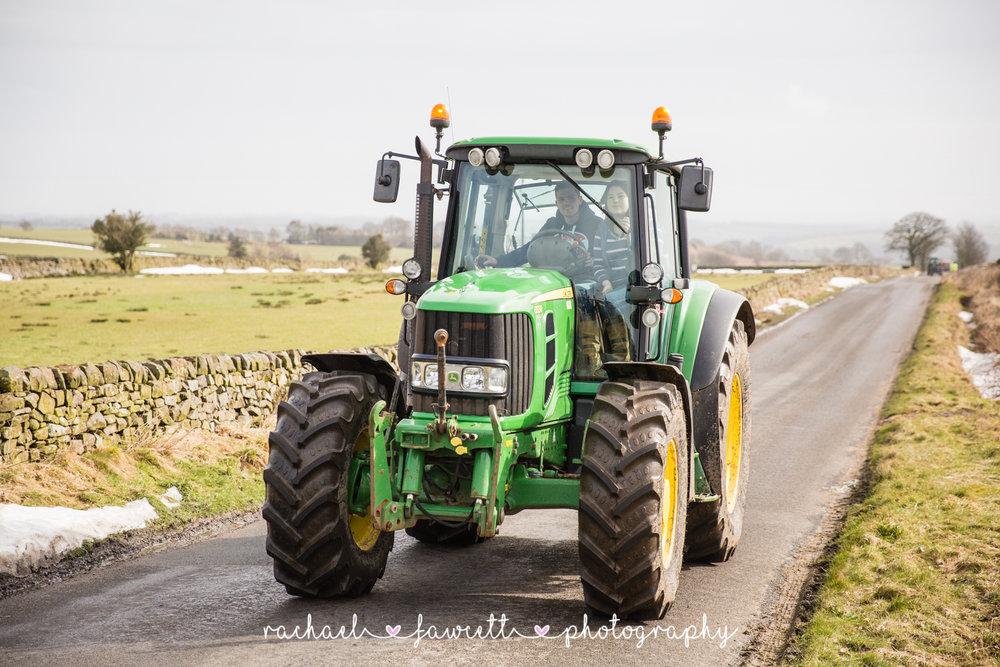 Tractor Run 271