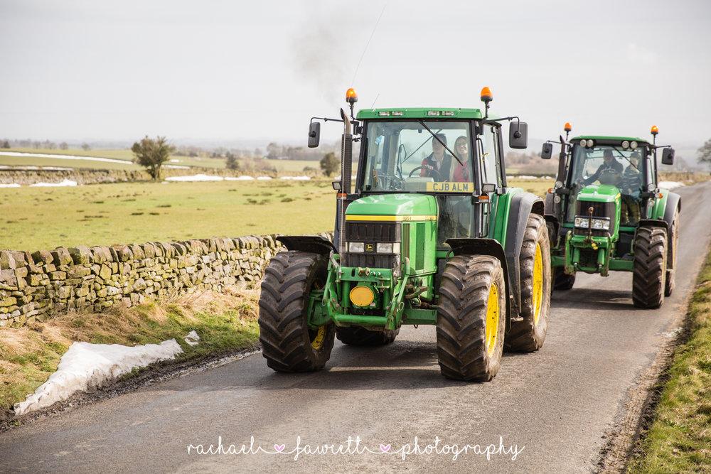 Tractor Run 270