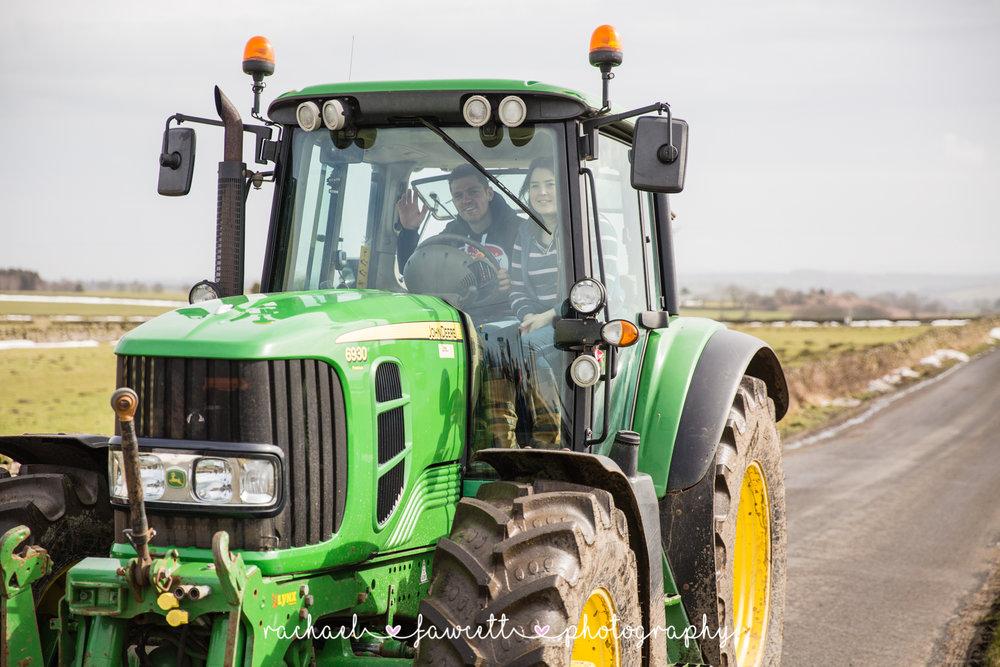Tractor Run 272