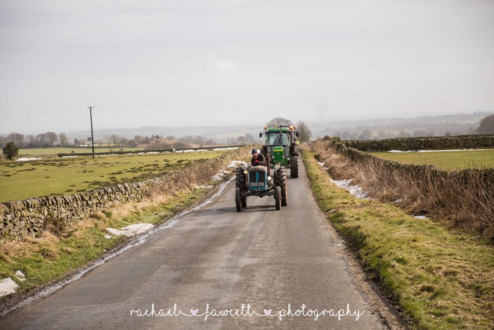 Tractor Run 273