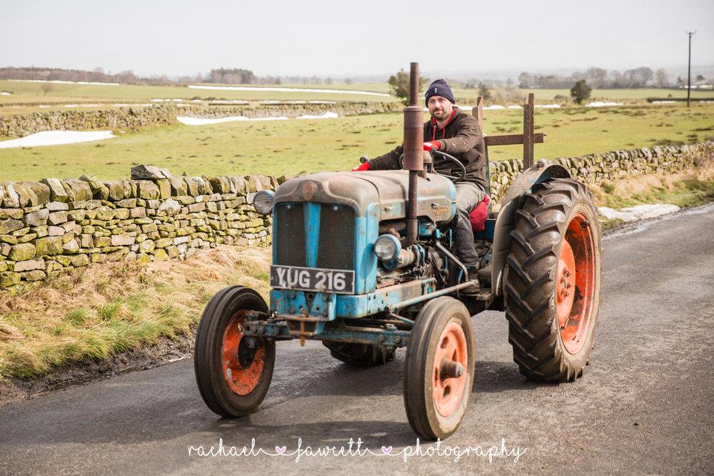 Tractor Run 275