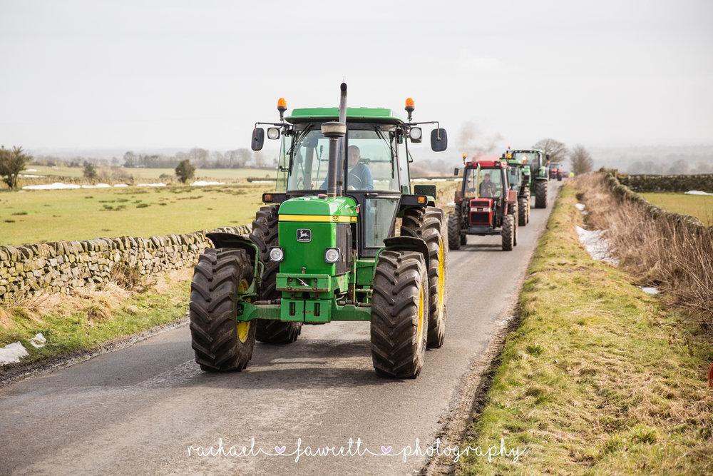 Tractor Run 276