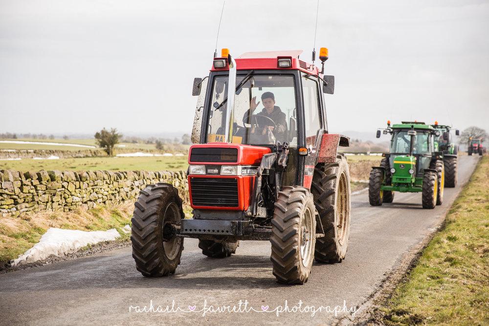 Tractor Run 277