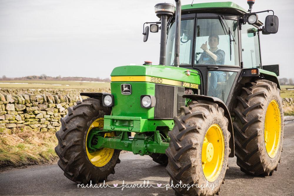 Tractor Run 278